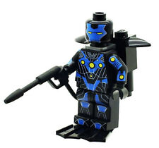 Custom Designed Minifigure Ironman Atmospheric Diving Printed On LEGO Parts
