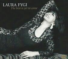 JAZZ CD album - LAURA FYGI - THE BEST IS YET TO COME  digipack HOLLAND