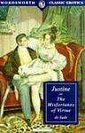 Justine (Wordsworth Classic Erotica) Sade, Marquis de Good Book