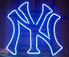 "New York Yankees MLB Beer Pub Bar Store Neon Sign 17""x14"" From USA"
