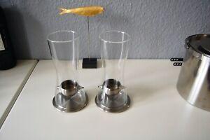 Georg Jensen Teelichthalter Loop Kerzenhalter