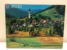 Milton Bradley 3000 Pc Magnum Jigsaw Puzzle 4550-8 Bayern, Germany SEALED BAG
