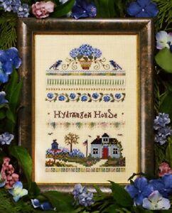 Hydrangea House Sampler - Victoria Sampler New Chart