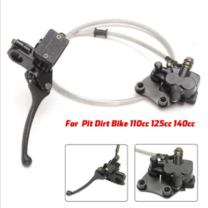 Right Hydraulic Front Brake Master Cylinder For Pit Dirt Bike ATV 110 125 140cc