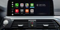 BMW NBT EVO CarPlay Fullscreen Activation & Video In Motion - USB Plug & Play