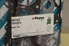 Pochette de joints haut moteur Toyota Carina Corolla 1.6L    DR750