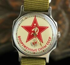 Wrist watch POBEDA ZIM soviet Watch Red Star Victory Mechanical Watch USSR