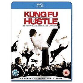 Kung Fu Hustle Blu-ray