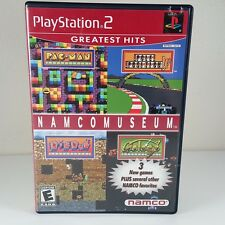 Namco Museum - Complete, No Scratches, Free Shipping!  (Sony PlayStation 2, PS2)