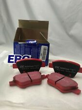 EBC Redstuff Ceramic Front Brake Pad Set Low Dust Audi A3 VW Golf Jetta Passat