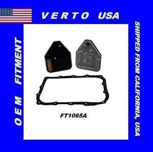 Transmission Filter For Chrysler Dodge Plymouth Base on Fitment Chart , VTF1065