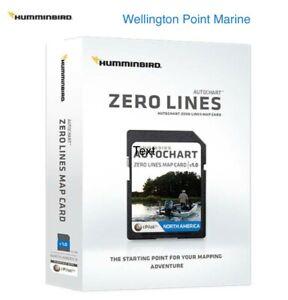 Humminbird Autochart Zero Lines - Zline SD AU/NZ Chart - BLA 103648