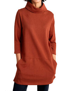 EX SEASALT Cinnamon Gwenver Sweatshirt Sizes 8 12 16 RRP £62.95 NO PULL CORD