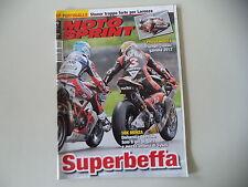- MOTOSPRINT 19/2012 MOTOGP PORTOGALLO/ENDURO MONITIBAR SPAGNA/SUPERBIKE MONZA