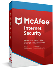 McAfee Internet Security - 1 Anno PC Illimitati ESD CODICE Attivazione