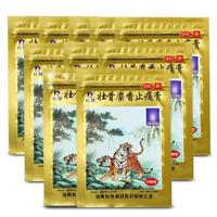 10pcsbag Effective  Musk Strengthen Bone Relieving Pain Plaster Chinese Herbal