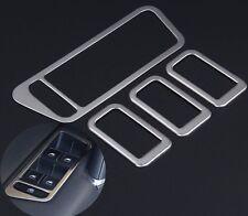 Alzacristalli Copertura per VW Golf 7 VII TDI TSI GTI r Edelstahl spazzolato