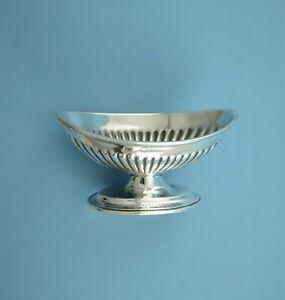 Saliere - 925er Silber - Birmingham 1894 - Colen Hewer Cheshire - M8077