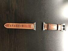 apple watch armband 42mm leder