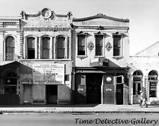 The Old Hub Tavern on J St. Skid Row, Sacramento, CA - 1964 -Classic Photo Print