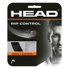 HEAD RIP Control 16 Tennis String (Black) Authorized Dealer
