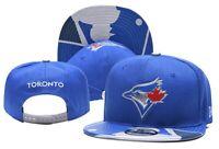 Toronto Blue Jays MLB Baseball Embroidered Hat Snapback Adjustable Cap