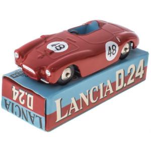LANCIA D.24 Mercury Collection by Hachette - 1:48 Scale