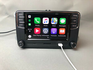 Volkswagen vw rcd 330g carplay and android car gps multimedia navigation system