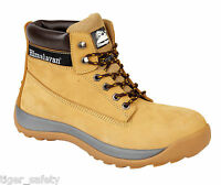 Himalayan 5150 SBP SRA Honey Nubuck Iconic Steel Toe Safety Boots Work Boot PPE