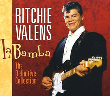 RITCHIE VALENS Greatest Hits* Import 2-CD BOX SET *All Orig Songs *NEW, SEALED