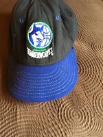 Vintage New Era Minnesota Timberwolves Fitted Hat 7 1/4 NBA Basketball