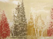 "Paula Crane ""Dawn To Dusk"" Signed & Numbered Art Etching Art Print, Make Offer!"