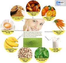 El Dr. T&T 100% Pura Calidad Premium orgánicos Moringa Hoja En Polvo X 100g