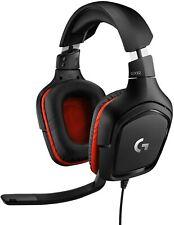 Logitech G332 Stereo Gaming-Headset, 3.5mm Klinke, PC/Mac/Xbox One/PS4/Nintendo