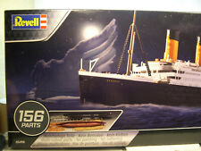 RMS TITANIC REVELL 1:600 SCALE EASY-CLICK SYSTEM PLASTIC MODEL SHIP KIT