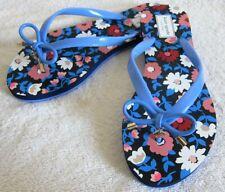 Kate Spade Floral Nova Flip Flops  Flower Sandals NEW
