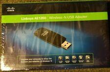 New Linksys AE1200 Wireless-N USB (AE1200NP) Wireless Adapter