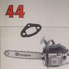 New Oem Husqvarna 44 Intake Gasket 501797102. 501 7971-02