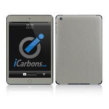 iPad Mini Skin - Brushed Titanium skin by iCarbons