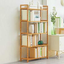 UK Shelf Bookshelf Bookcase Rack Holder Plant Flower Stand Storage Organizer