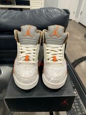 air jordan 5 Laser Athletic Sneakers