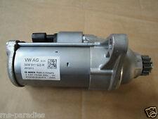 VW GOLF 7 GOLF SPORTSVAN PASSAT ANLASSER 1,5KW DSG 7GANG START/STOP 0AM911023R
