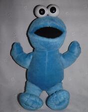 "Fisher Price Sesame Street Cookie Monster 12"" Plush Soft Toy Stuffed Animal"