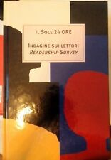 Il Sole 24 ore - Indagine sui lettori - Readership Survey (bilingue)