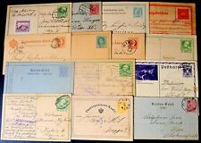 Austria - Cartoline Postali - Lotto da 14 differenti