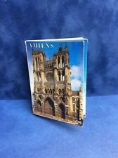 Amiens - France - accordion picture book photo cards