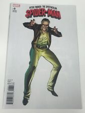 Spectacular Spiderman #6 Stan Lee Collectibles Campbell Cover C Exclusive