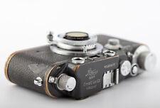 Original Leica IIIC 389015K Grey Militär K bearing with 3,5/5cm Elmar  SHP 43641
