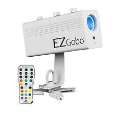 Chauvet Lighting EZgobo Rechargeable LED Gobo Lighting Effect NEW EZGOBO