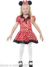 Costumi e travestimenti rosso per carnevale e teatro per bambine e ragazze, a tema delle Favole
